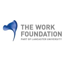 Work Foundation MSD Warning