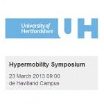 Hypermobility Symposium