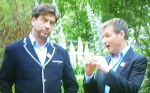Image of Nick Knowles and Chris Beardshaw