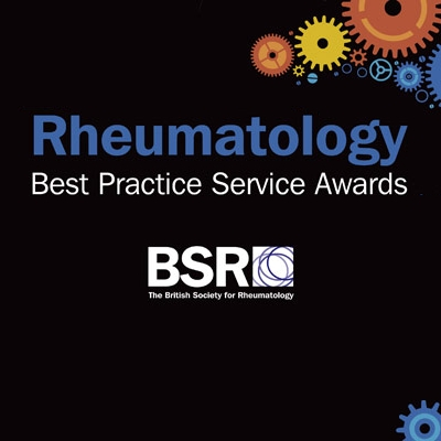 Rheumatology Best Practice Awards announced