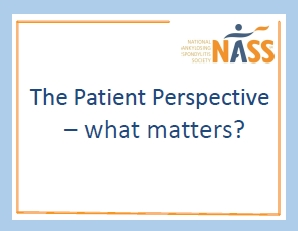 Patient Perspectives