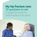 New resource: Hip Fracture Care booklet