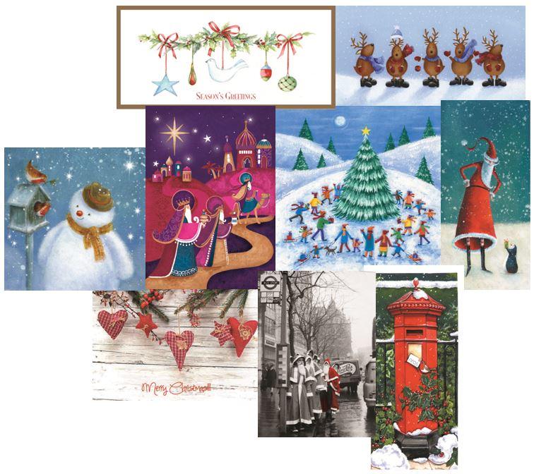 NRAS Christmas cards on sale now!