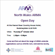 North Wales ARMA Network Open Day event