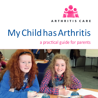 A guide for parents - My Child has Arthritis