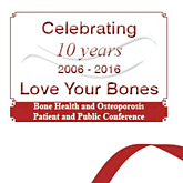 Portsmouth Love Your Bones 2016 - 10th Anniversary Conference