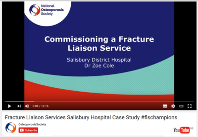 Commissioning a Fracture Liaison Service