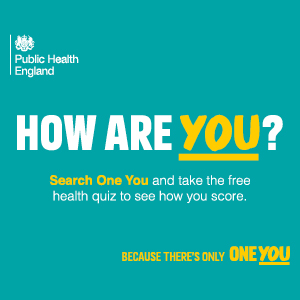 Public Health England launch 'One you' campaign