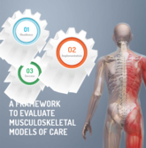 BJD Framework for Developing and Evaluating Musculoskeletal Models of Care