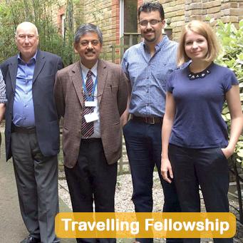 BSR Traveling Fellowship