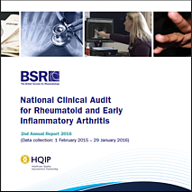 BSR audit finds 4 in 5 inflammatory arthritis patients at risk due to NHS delays