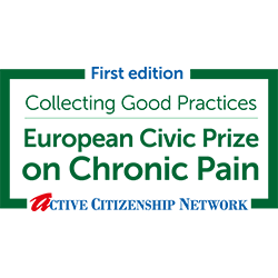 The First European Civic Prize on Chronic Pain launched