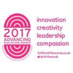 Advancing Healthcare Awards 2017