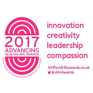 Advancing Healthcare Awards 2017