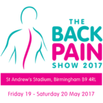 Free Scan at Back Pain Show