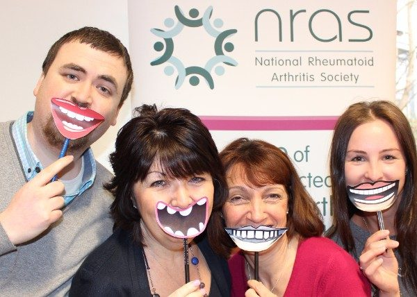 NRAS - RA Awareness Week 2017