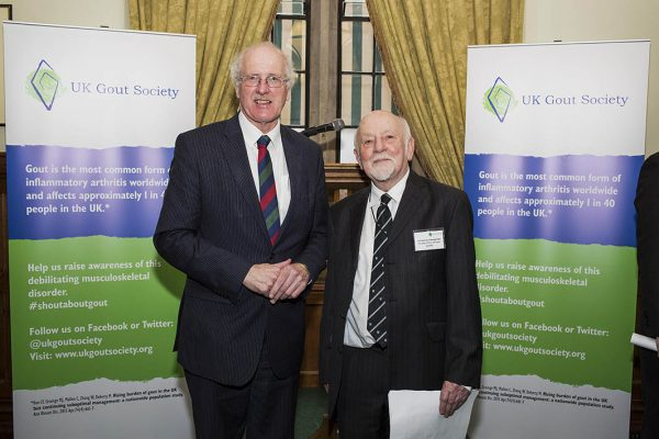 UK Gout Society Parliamentary Reception