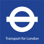 Transport for London's 'please offer me a seat' badge and card