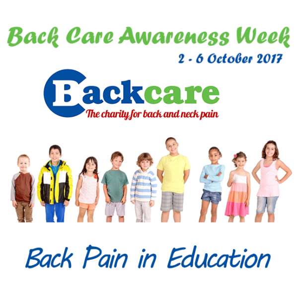 Back Care Awareness Week media pack