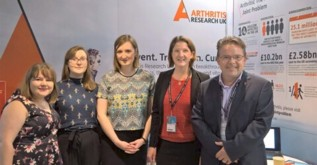 Arthritis Research UK at party conferences