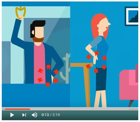 NASS launched a new video on World Arthritis Day
