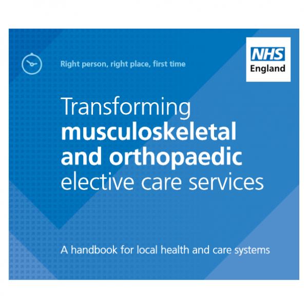 Transforming Elective Care Handbooks