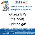 HMSA e-news – Giving GPs the Tools campaign