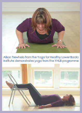 Yoga for Healthy Lower Backs - A back-care toolkit