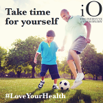 Institute of Osteopathy #LoveYourHealth