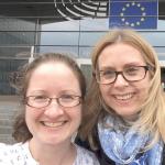 "HMSA at European Parliament ""Optimising Patient Outcomes"" meeting"