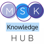 Add your reports and resources to the Musculoskeletal Knowledge Hub