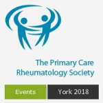 Primary Care Rheumatology Society Conference 2018