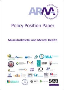 ARMA - Arthritis and Musculoskeletal Alliance