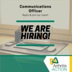Arthritis Action is recruiting