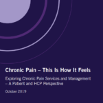 Chronic Pain – This is how it feels