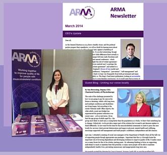 arma-newsletters