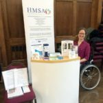 HMSA out and about