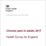 Chronic pain in adults 2017: Health Survey for England